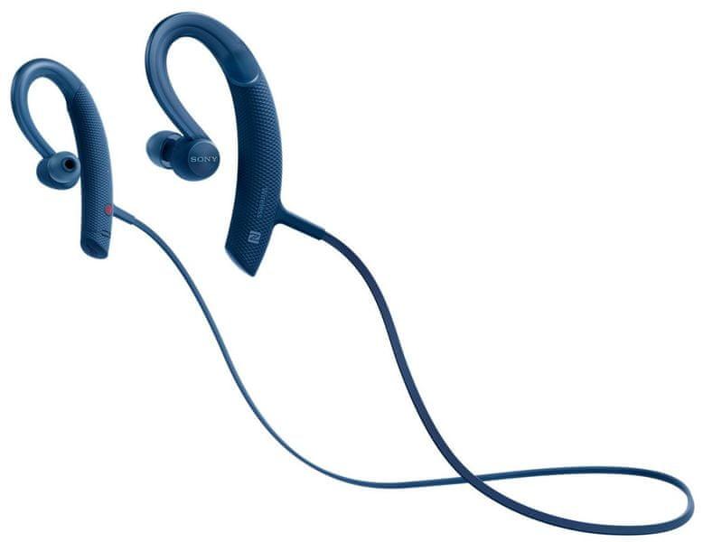 Sony MDR-XB80BSL, modrá