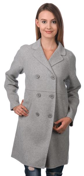 Gant dámský kabát M šedá