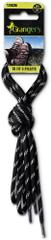 Granger´s sznurówki Laces Black/Grey