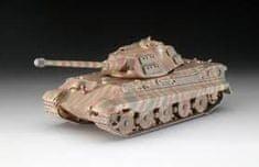 Revell ModelKit tank 03138 - Tiger II Ausf. B (Porsche Prototype Turret) (1:72)
