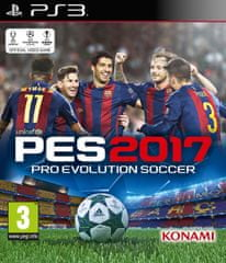 Konami PES 2017 (PS3)