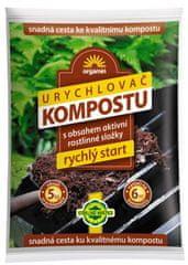 Urýchľovač kompostu ORGAMIN 5kg