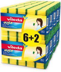 VILEDA Style Tip Top hubka 5ks, 6 + 2 balenia