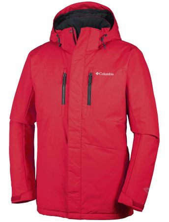 Columbia Alpine Vista II Jacket Mountain Red M