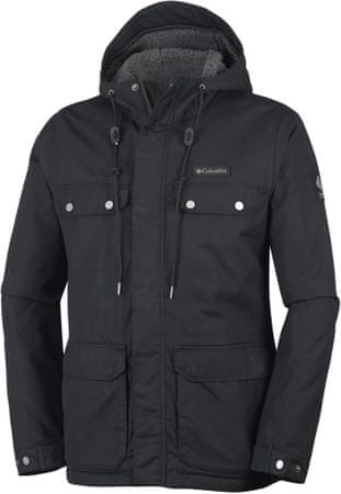 COLUMBIA Colburn Crest Jacket Black M