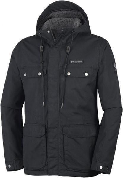 Columbia Colburn Crest Jacket Black S