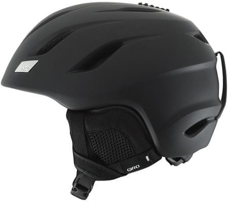 Giro Nine Mat Black XL (62,5-65 cm)