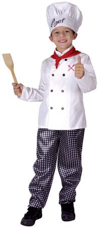 MaDe Kostým Kuchař, M