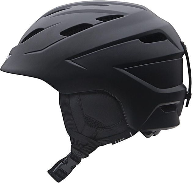 Giro Nine.10 Mat Black XL (62,5-65 cm)