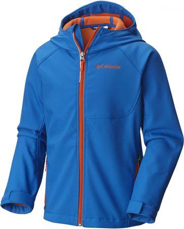 Columbia jakna Cascade Ridge Softshell, modra, XL