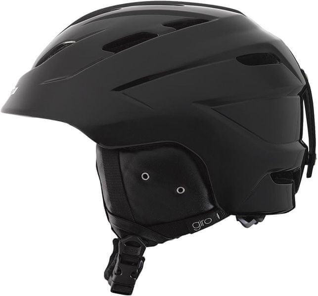 Giro Decade Black S (52-55,5 cm)