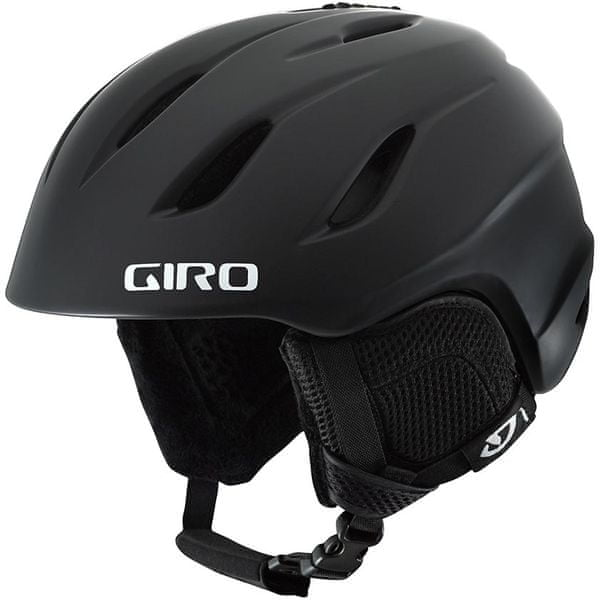 Giro Nine Jr Mat Black M (55,5-59 cm)