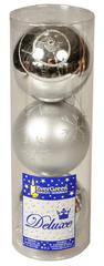 EverGreen Krogle sijoče in mat z dodatkom srebrne, 3 kosi