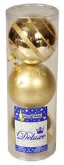 EverGreen Karácsonyfadísz gömb szett, 3 db