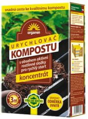 NOHEL GARDEN Urychľ. kompostu ORGAMIN koncentr. 1 kg