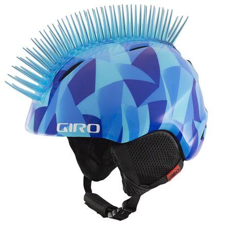 Giro Launch Plus Icehawk Gyerek bukósisak, XS