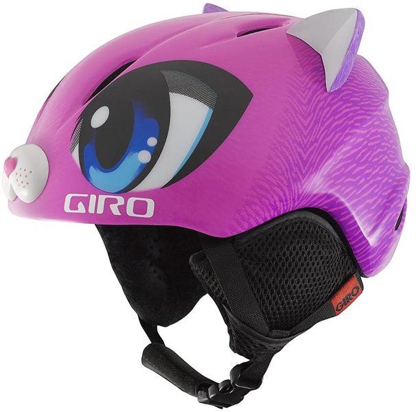 Giro Launch Plus Pink Meow S (52-55,5 cm)