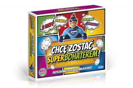 Artyk Gra Chcę zostać superbohaterem X-ART-GR0013