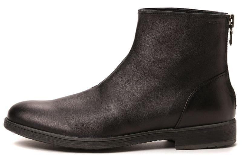 Geox pánská kotníčková obuv 43 černá