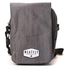 MEATFLY unisex šedá taška Handy