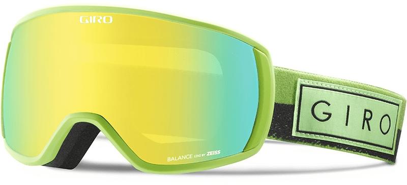 Giro Balance Lime Mil Spec Oliv Rails/Loden Yellow M