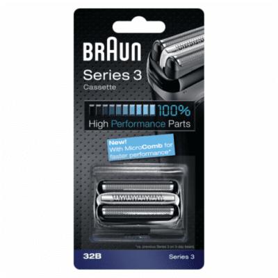 Braun Combipack Series 3 32B