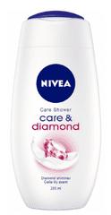 Nivea gel za prhanje Diamond Touch, 500ml