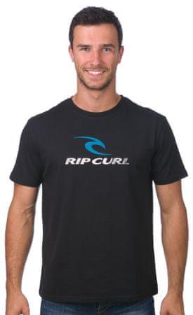 Rip Curl férfi póló L fekete