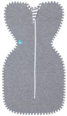 LOVE TO DREAM Swaddle Up Original, 2-3,2 kg - Grey