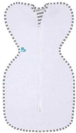 LOVE TO DREAM Swaddle Up Original, 3-6 kg - White