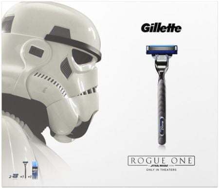 Gillette darilni set Mach3 Turbo