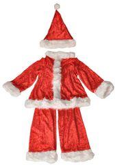 EverGreen Vánoční obleček pro děti 6-8 let