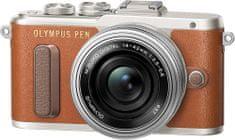Olympus PEN E-PL8 + 14-42 EZ Traveler Kit