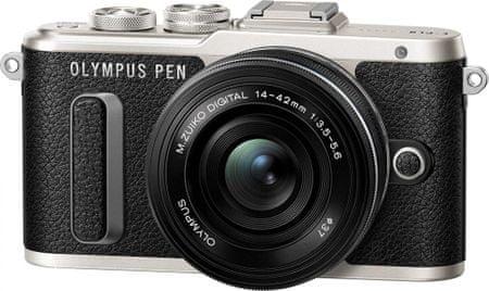 Olympus PEN E-PL8 + 14-42 EZ Black