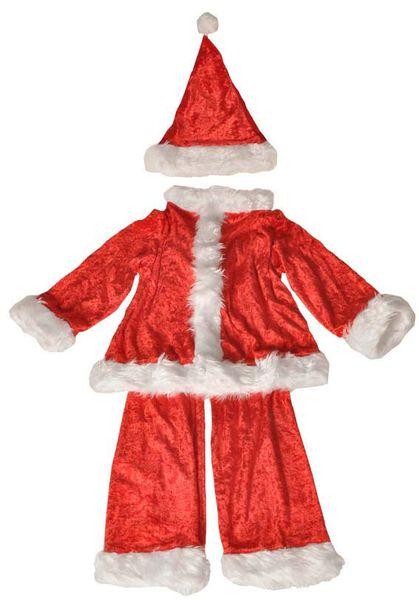 EverGreen Vánoční obleček pro děti 8-10 let