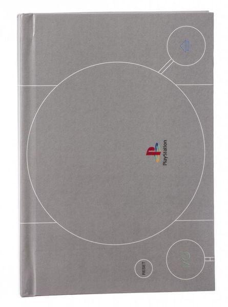 Poznámkový blok: PlayStation (A5)