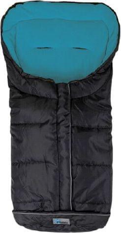 Altabebe Fusak zimní Easy Lux, černo-modrá