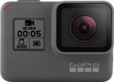 GoPro HERO5 Black sportkamera + 3-way tartó