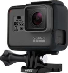 GoPro športna kamera HERO5 Black + darilo: dodatna baterija