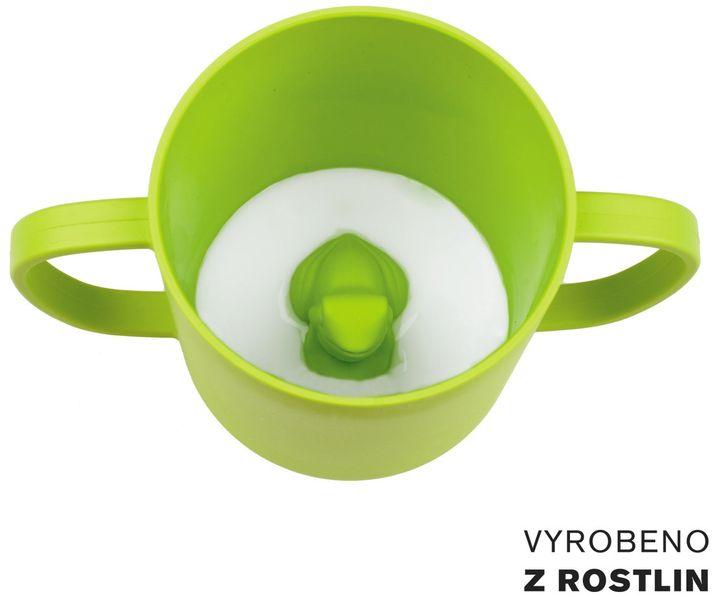 JJ Rabbit Hrneček Žába - zelený
