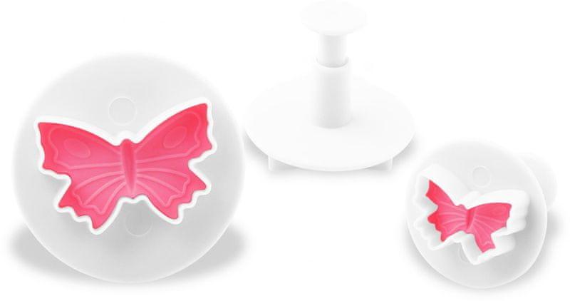 Dr.Oetker vykrajovátka ve tvaru motýla 3 ks