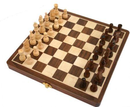 Leseni šah 28 x 14 x 4,5 cm
