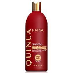 Kativa szampon do włosów farbowanych QuinuaPro+ Shampoo, 500 ml
