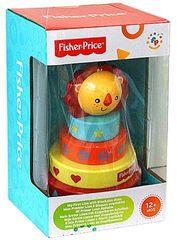 Fisher-Price Oroszlános gyűrűrakosgató