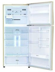 LG GTB583SEHM Szabadonálló felülfagyasztós hűtőszekrény, Bézs