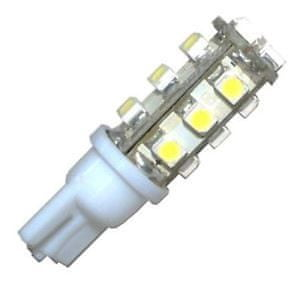 M-LINE žarnica LED 12V W5W-T10 15xSMD 3528, bela, par