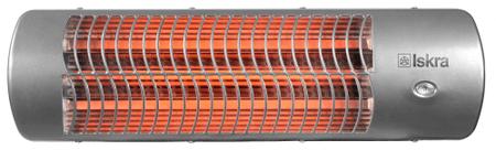 Iskra kvarčni grelec QH-1500H