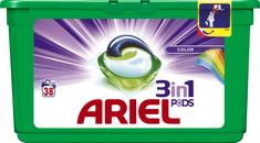 Ariel Active Gel Color & Style 38 komada