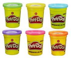 Play-Doh 1 tégelyes gyurma, többféle