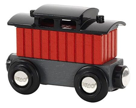 Brio Fékező vagon